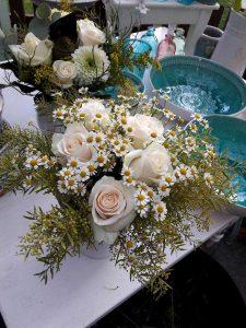 Blumen Tischgestecke